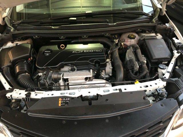 CRUZE 2016/2017 1.4 TURBO LT 16V FLEX 4P AUTOMÁTICO - Foto 10