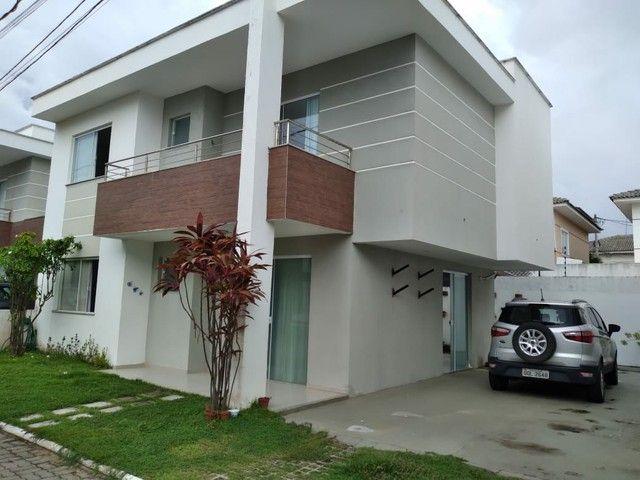Casa 100% mobiliada 3/4 em Buraquinho