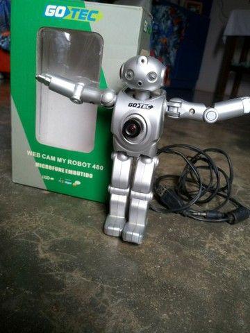 Webcam robô - Foto 4