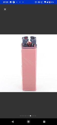 Berço portátil rosa - Cosco origin
