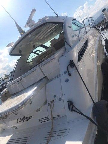 Sea Ray 410 Ano 2014 x2 Cummins 480 HP não Sessa Phantom Armatti Real  - Foto 2