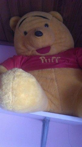 Urso puff grande