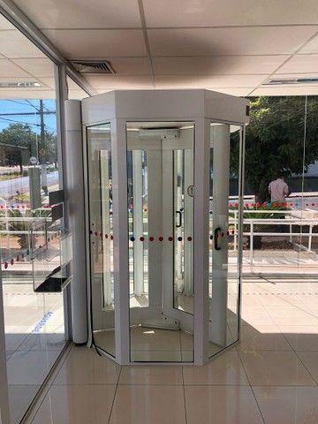 Porta Giratória Bancária  - Foto 2