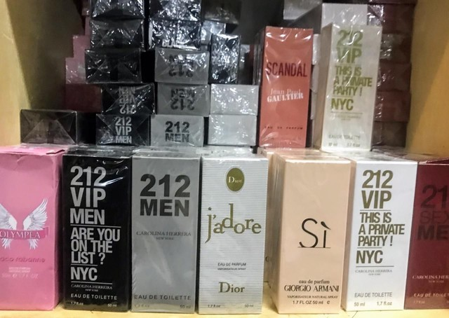 Perfumes biótipo importados