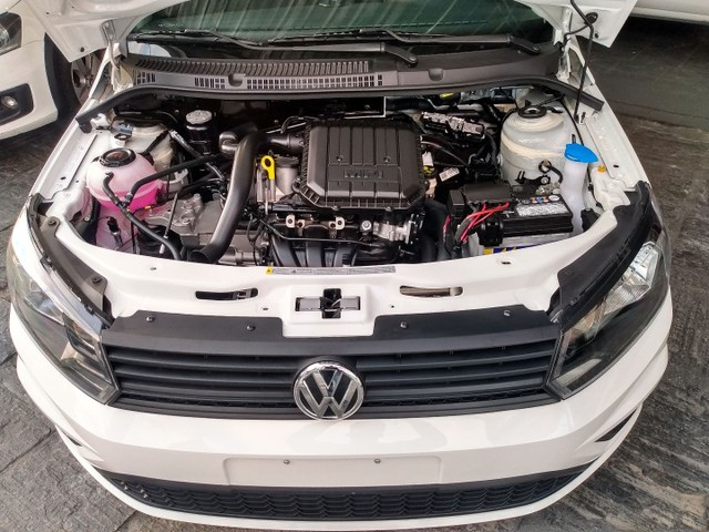 VW GOL 1.0 L MC4  2022 0km  - Foto 9