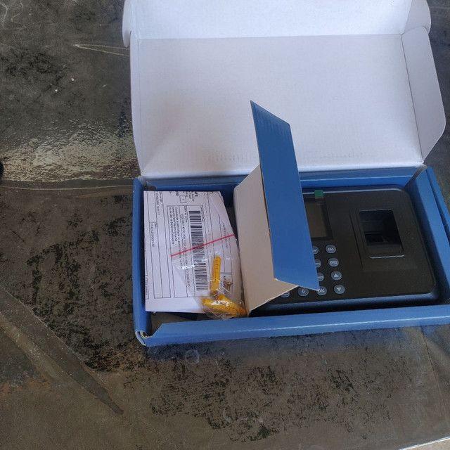 Relógio De Ponto Digital Leitor Biométrico - Foto 2