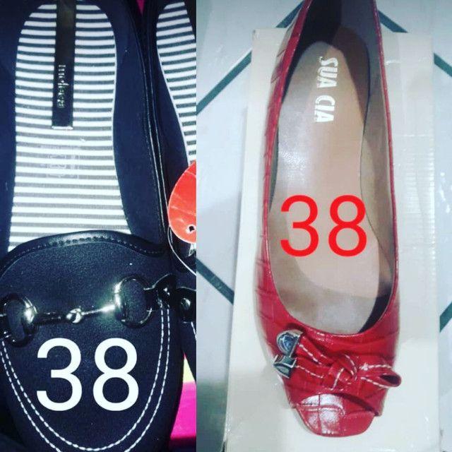 Calçados ponta de estoque  - Foto 3