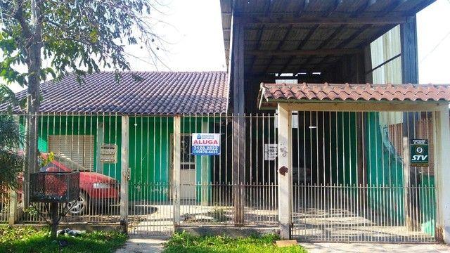 Casa com 2 dormitórios para alugar por R$ 900,00/mês - Bom Sucesso - Gravataí/RS