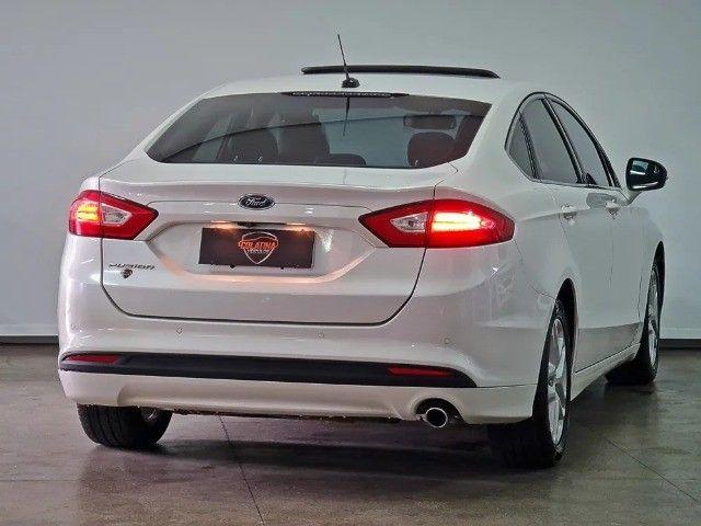 Ford Fusion 2.5 Flex Aut + Teto Solar Mod 2015 - Foto 3