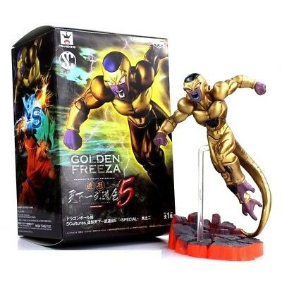 Golden Freeza Banpresto
