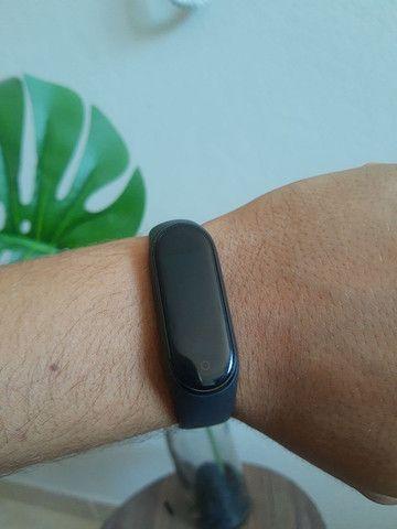 Relógio Smartwatch Xiaomi Mi Band 4  - Foto 2