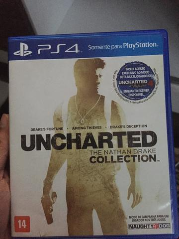 Uncharted ( 3 em 1 )