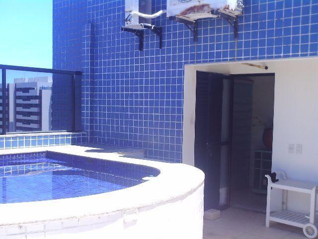 Cobertura duplex nascente reformada e mobiliada - Foto 17