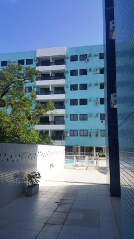 Na Beira do Cabo Branco com 2 quartos todo projetado e mobiliado - Foto 3