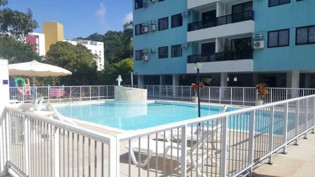 Na Beira do Cabo Branco com 2 quartos todo projetado e mobiliado