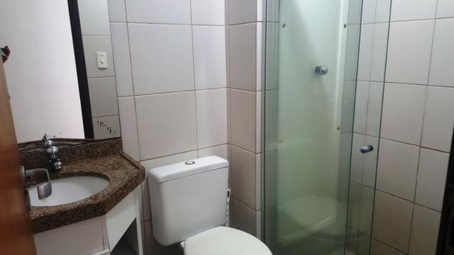 Na Beira do Cabo Branco com 2 quartos todo projetado e mobiliado - Foto 13