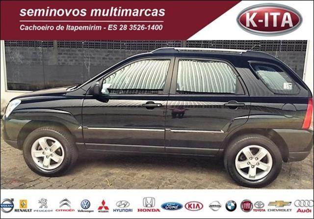 KIA SPORTAGE 2009/2010 2.0 LX 4X2 16V GASOLINA 4P MANUAL