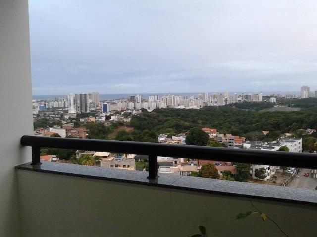 Reserva Tropical - Apartamento 3/4 com Vista para o Mar