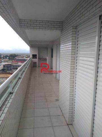Apartamento para alugar com 3 dormitórios em Guilhermina, Praia grande cod:376 - Foto 7