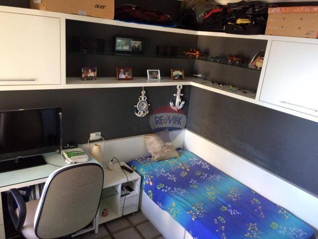 Apartamento com 3 dormitórios à venda, 155 m² por R$ 630.000,00 - Casa Caiada - Olinda/PE - Foto 9
