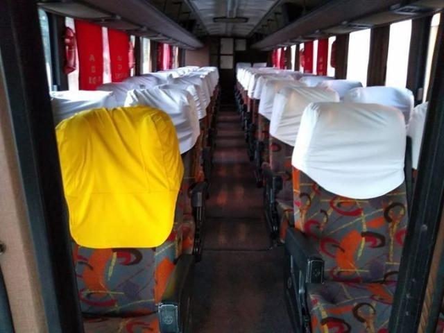 Ônibus Rodoviário marcopolo viaggio ano 89 barato - Foto 3