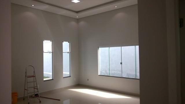 Samuel Pereira oferece Casa Moderna Alto da Boa Vista 3 Suites Churrasqueira Financia FGTS - Foto 2