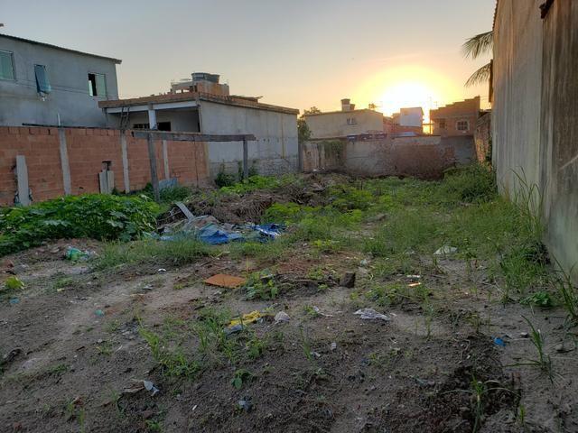 Ótimo terreno em rio das ostras com 480,00 m² no bairro âncora pronto pra construir