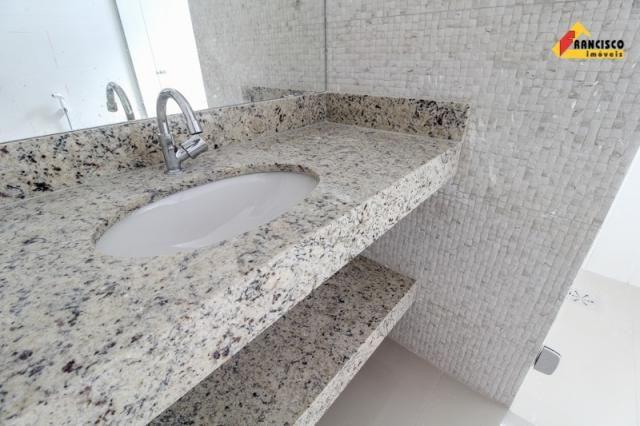 Apartamento para aluguel, 3 quartos, 2 vagas, Planalto - Divinópolis/MG - Foto 11