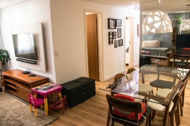 Apartamento 3 quartos mobiliado Campo Comprido - Foto 2