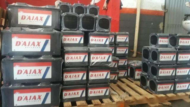 Baterias Nosso estoque e amplo com diversas Ampéragens - Foto 2