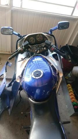 Moto Para Retiradas Peças / Sucata Kawasaki Zx11 Ano 1997 - Foto 6