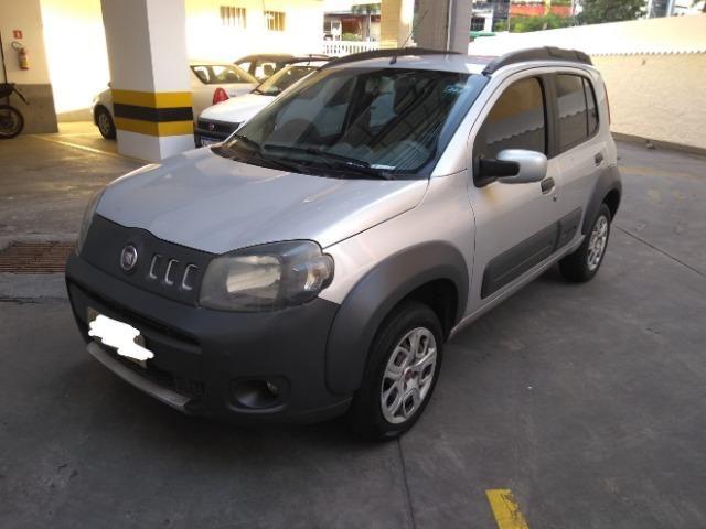 Fiat Uno Way 2013 Completo
