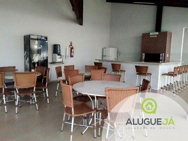 Apartamento 2 quartos mobiliado, ótima localização edf. Villaggio Pompeia centro norte - Foto 13