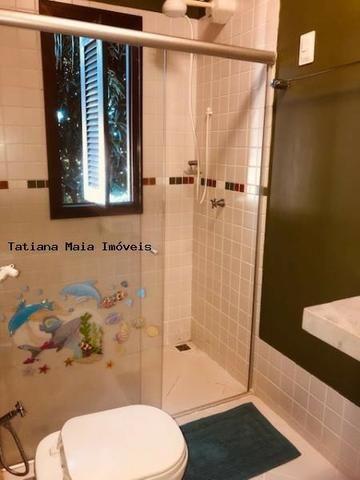 Vende Casa Cond. Fechado em Candelária 3 Suítes 5 Wc 320 mts² Dep.Comp - Foto 13