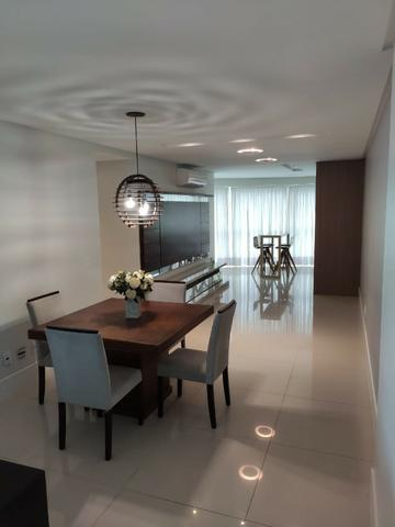 Apartamento Semi Mobiliado no Brava Beach, 4 suites 3 vagas, praia brava Itajai! - Foto 6