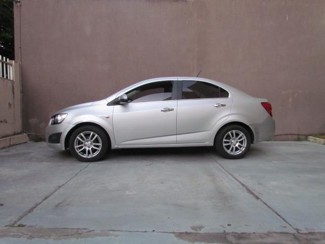 Gm Chevrolet Sonic Ltz automatico 2012 17000 km