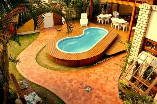 Hostel próximo ao centrinho da Lagoa da Conceição/Florianópolis-SC - Foto 11