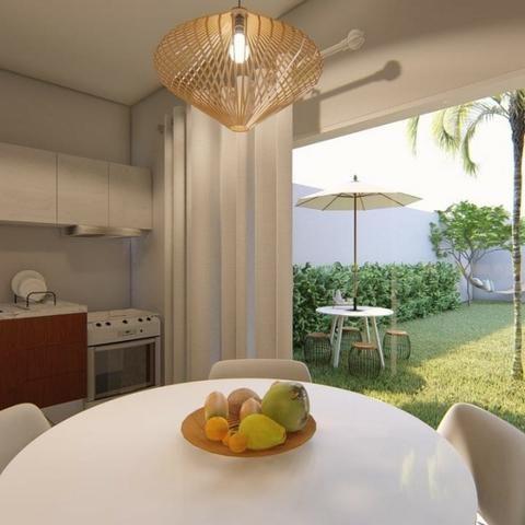 Vendo Casa nova no Condomínio no São Jose no Distrito de Cuiaba - Foto 3