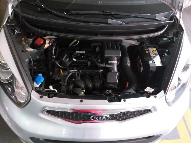 Picanto EX, c/Teto Solar, Automático, 4 Pneus Zero (Dunlop) trocados 09/2019, Bateria Nova - Foto 8