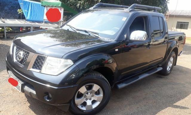 Nissan Frontier LE 2.5 4x4 CD Aut. Diesel