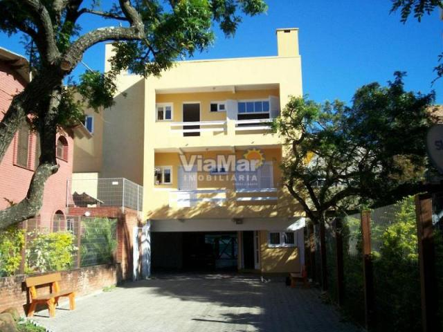 Apartamento para alugar com 1 dormitórios em Centro, Tramandai cod:3544