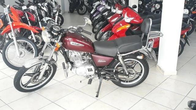 Suzuki Intruder 125 - Guto Motos !