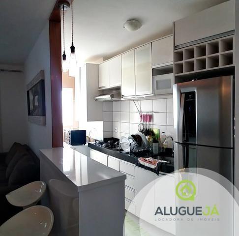 Apartamento 2 quartos mobiliado, ótima localização edf. Villaggio Pompeia centro norte - Foto 19