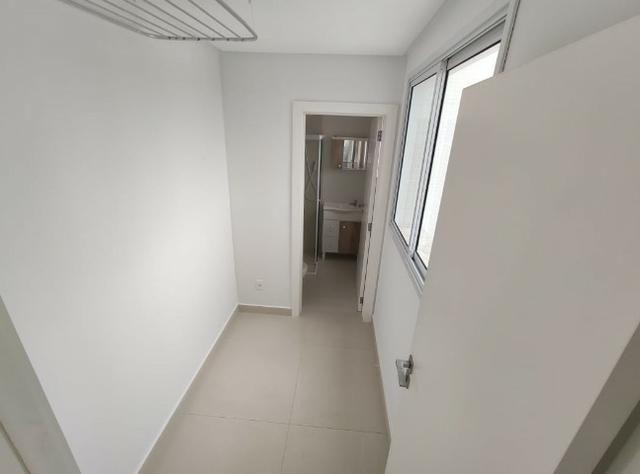 Apartamento Semi Mobiliado no Brava Beach, 4 suites 3 vagas, praia brava Itajai! - Foto 5