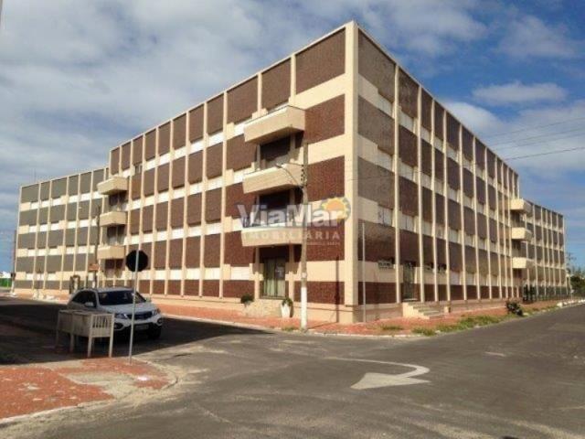 Apartamento para alugar com 1 dormitórios em Centro, Tramandai cod:9891