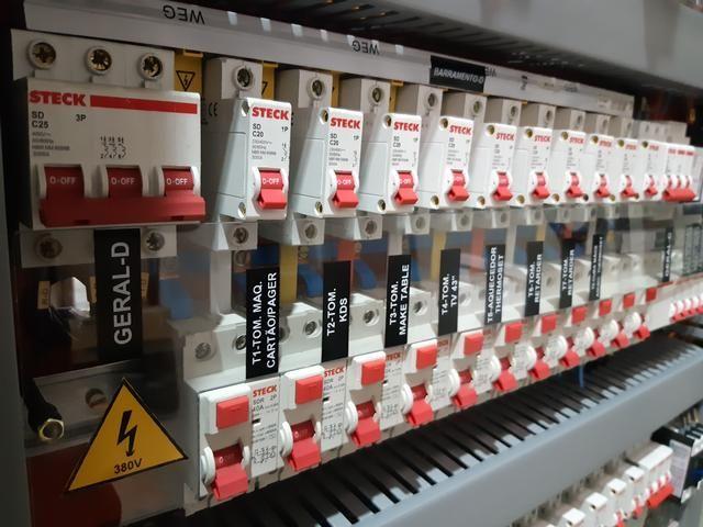 Montador de painéis elétricos - Foto 3