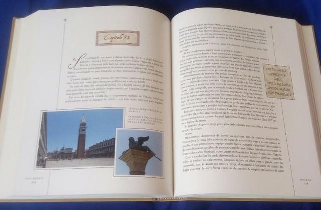 Livro Inferno (Dan Brown) - Edição Especial Ilustrada - Foto 2