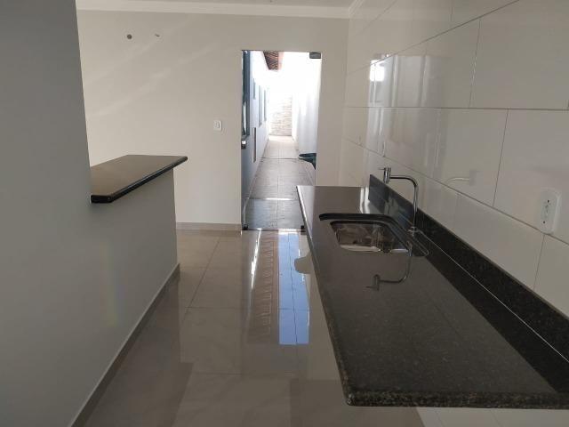 (R$330.000) Casa Nova c/ Garagem Grande - Bairro Morada do Vale - Foto 7