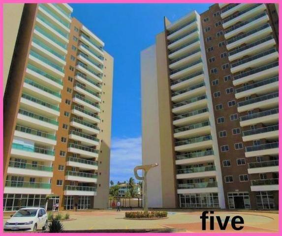 Apartamento em Patamares 3 e 4 Quartos Mario Cravo Pronto para Morar/five