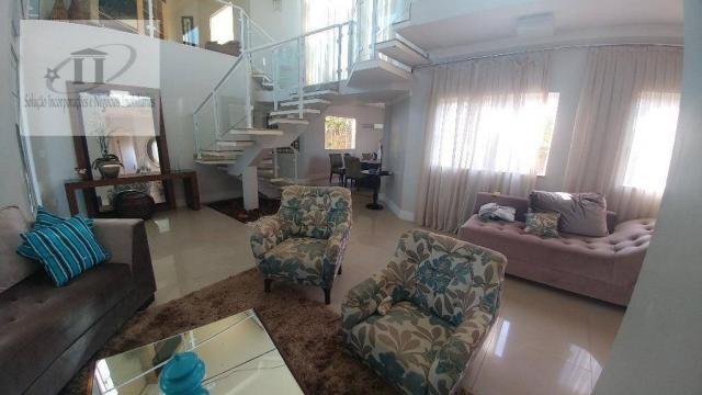 Casa com 4 dormitórios à venda, 560 m² por R$ 1.500.000,00 - Residencial Monte Belo - Sant - Foto 8